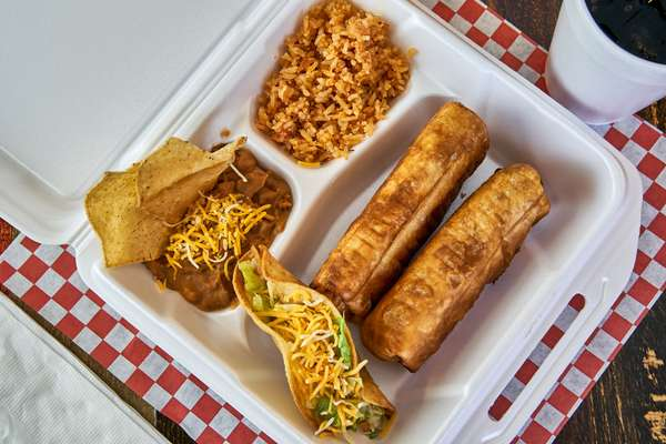 2 chimi meal