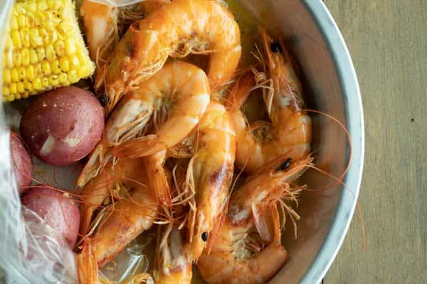Head-On Shrimp (1 LB)