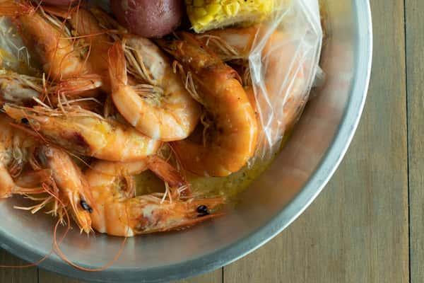 Head-On Shrimp Combo