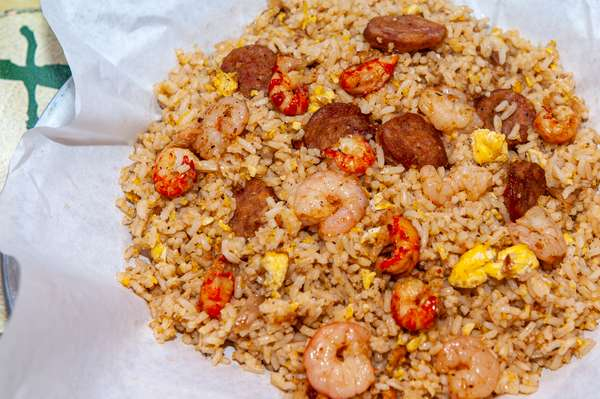 Fried Rice (3 Proteins)
