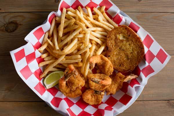 Shrimp Combo - Medium