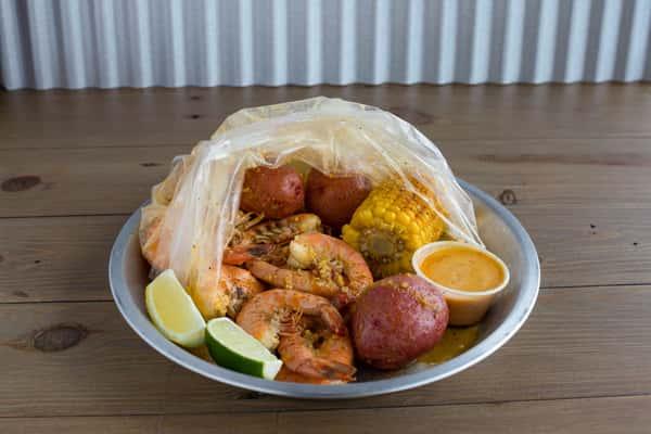 EZ Peel Shrimp Combo