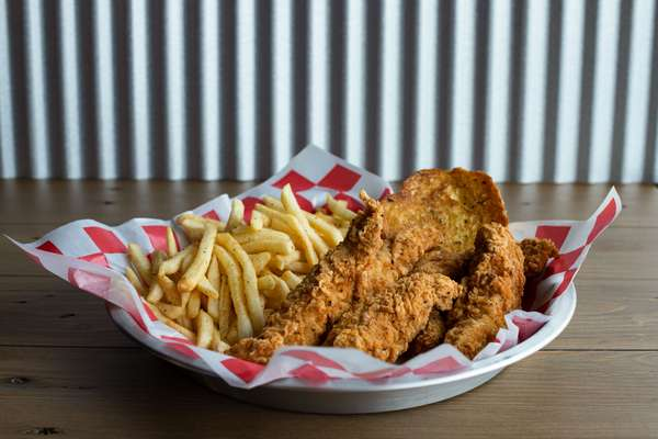 7Spice Tenders Combo - Large