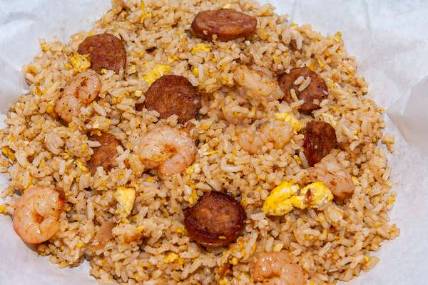 Fried Rice (2 Proteins)