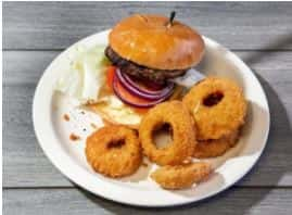 Bacon Cheeseburger (1/2 lb.)