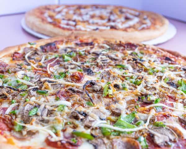 SM Dracut Special Pizza