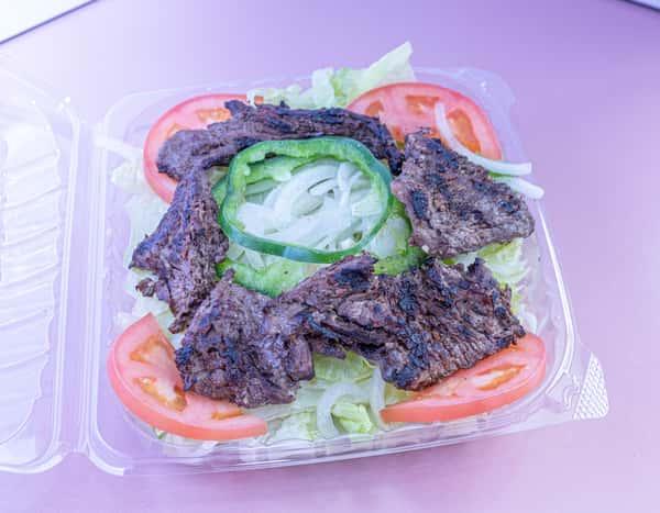 Sirloin Steak Tip Salad