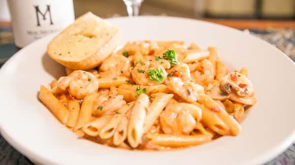 Shrimp Mezzo Mezzo