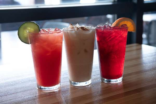 Order Agua Fresca's for your catering!