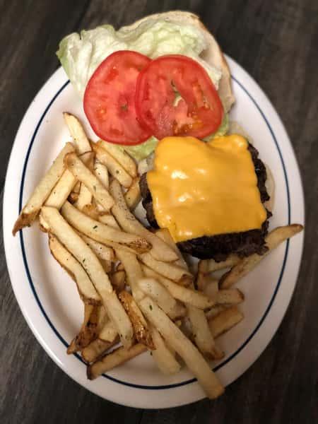 O'Neill's Classic Burger