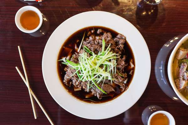 Chinese beef supreme
