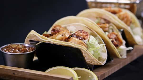 Shrimp Tacos (2)