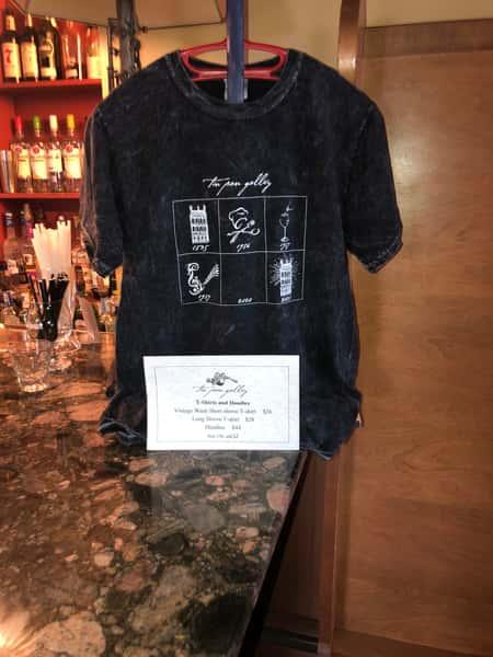 New 2021 Tin Pan Galley Shirt