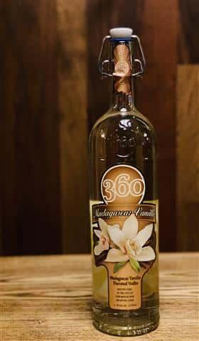 360 Vanilla Vodka