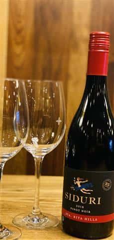 Siduri Pinot Noir 2018