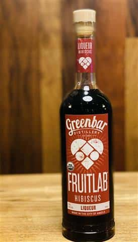 Fruit Lab Hibiscus Liqueur