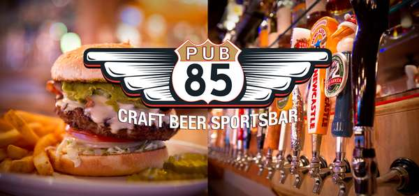 Pub 85 Craft Beer and Sports bar