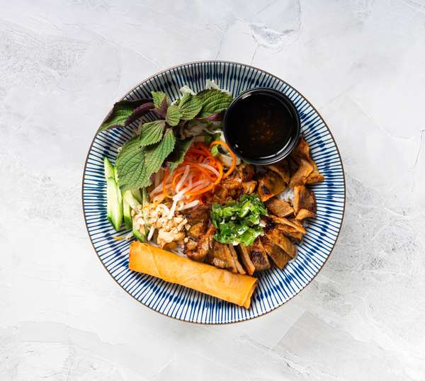 Build Your Own Vermicelli Salad