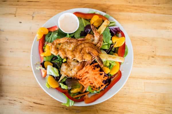 Chili Rub Shrimp Salad