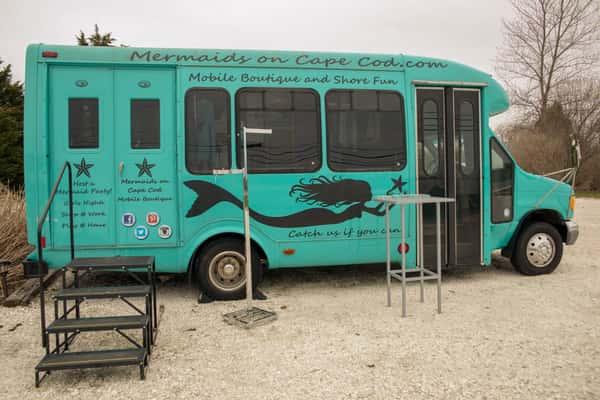 mermaid truck