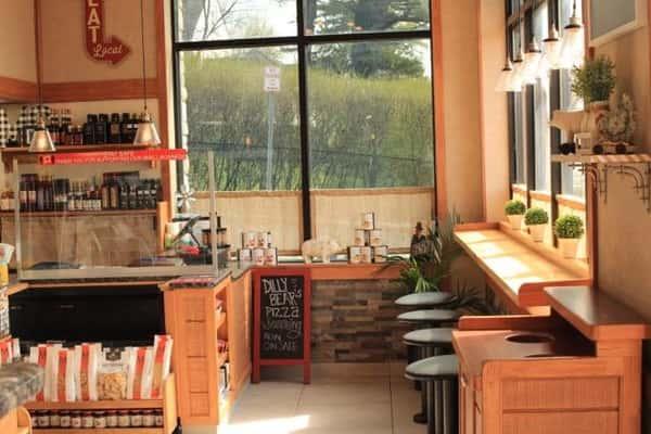 Mercato Cucina interior