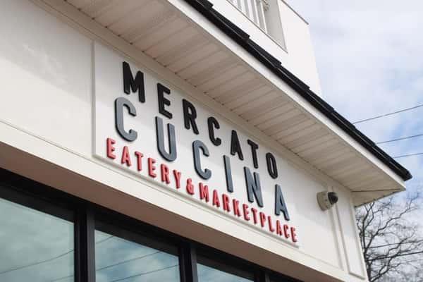 Mercato Cucina exterior