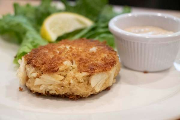 Our Famous Jumbo Lump Crab Cakes