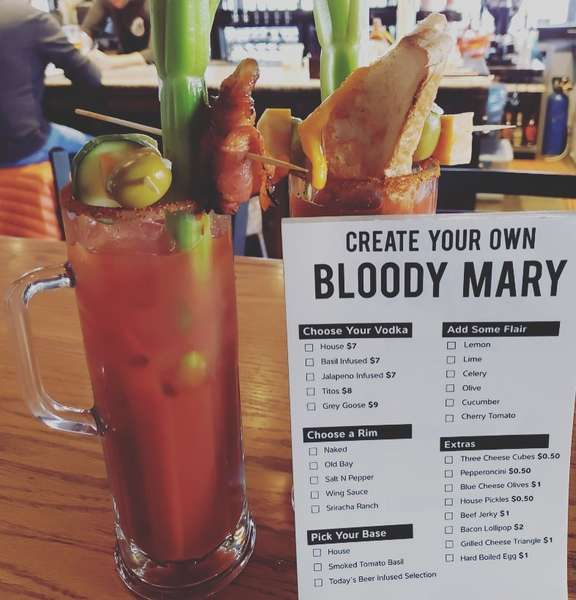 Coughlin's House Bloody Mary