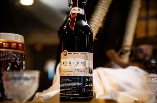 longhorn beer
