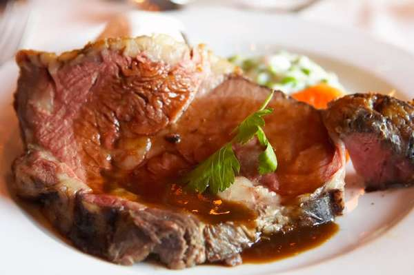 Northwest Favorites with Prime Rib and Chicken