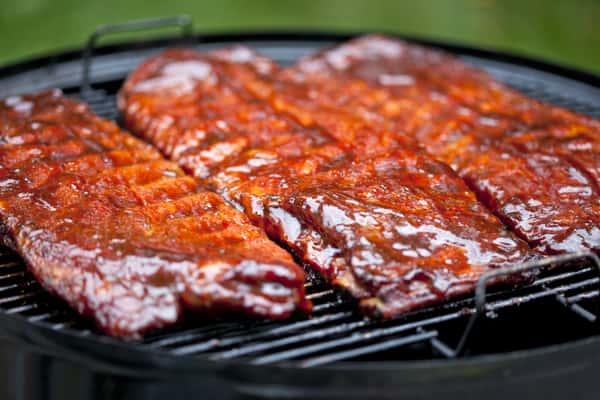Pork Spare Ribs Family Feast