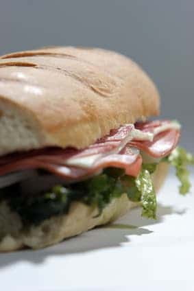 LH Deli Sandwich