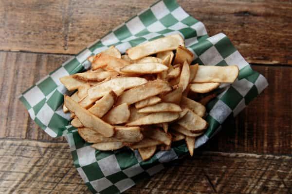 Basket of Flat Fries