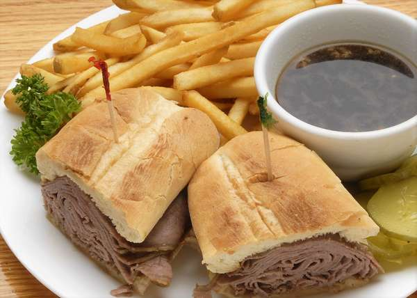 Hot French Dip