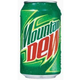 Can Mountain Dew