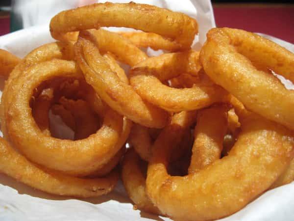 Side Onion Rings