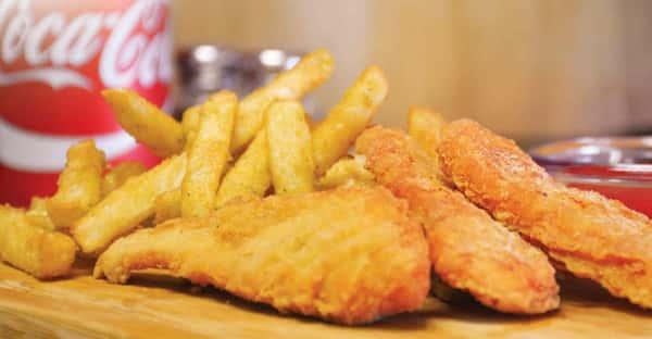 Chicken Tender Platter