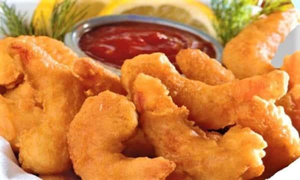 Fried Shrimp App