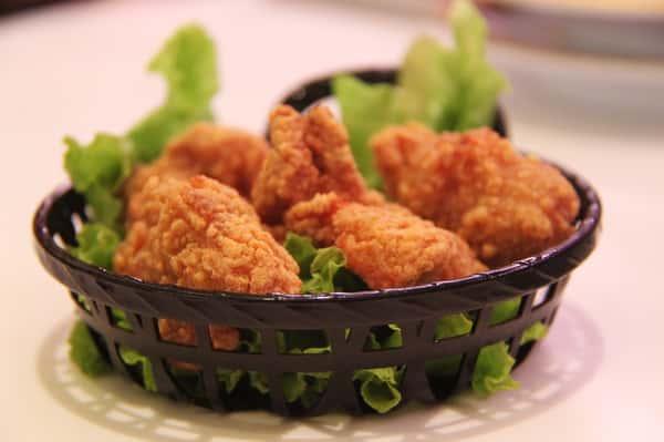 Chicken Wings (8)