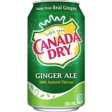 Can Ginger Ale
