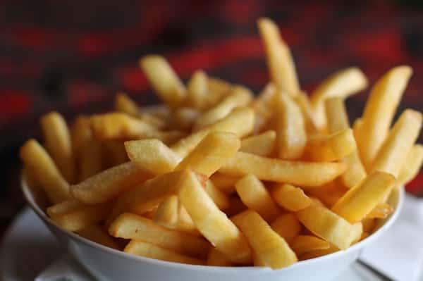 Side Reg Fries