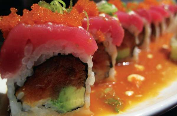 Tuna Lover Roll*