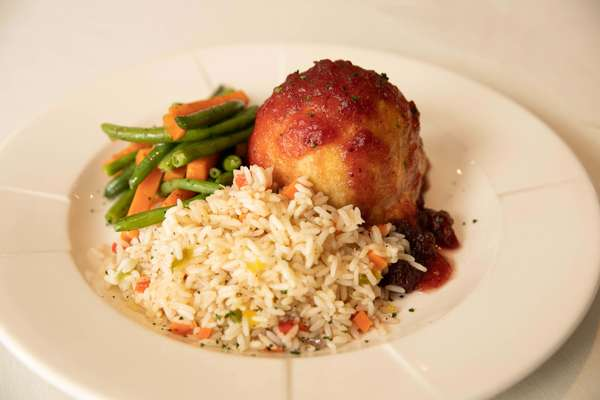 Pastry Baked Chicken