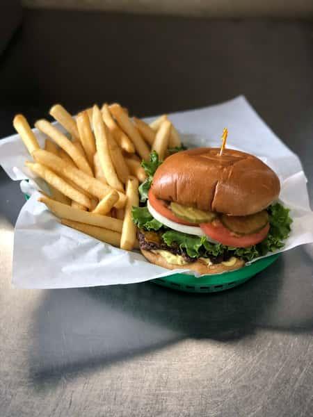 Basic Burger*