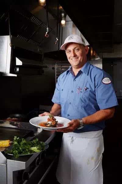 Chef Scott Kampf