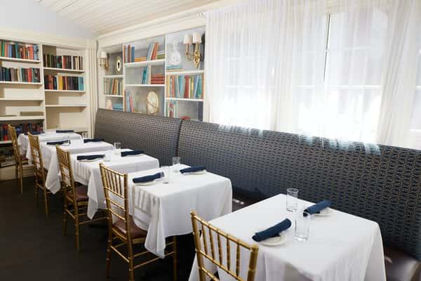tables inside