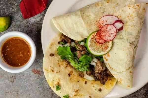 Tacos Carne Asada