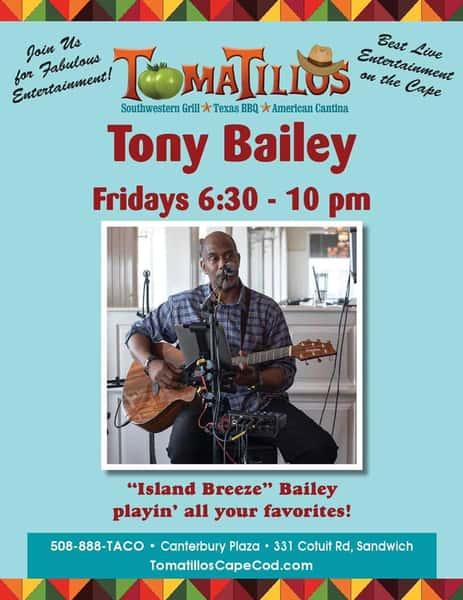 "Tony ""Island Breeze"" Bailey"