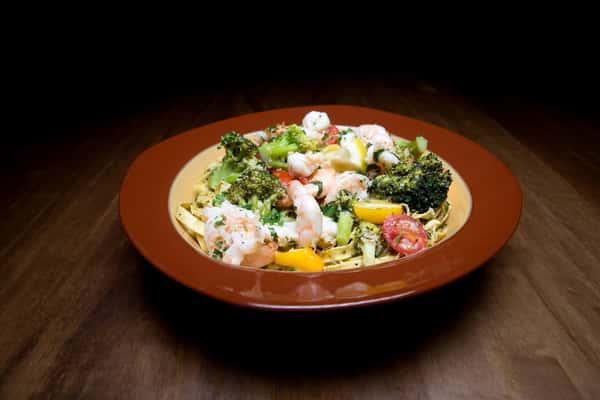 Claire's Lemon-Garlic Shrimp