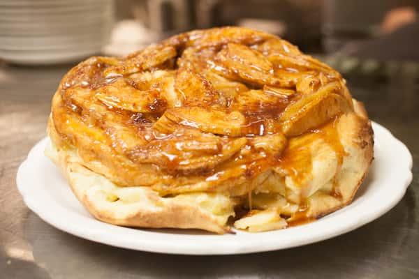 Apple Pancake (1830 cal)